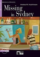 MISSING IN SYDNEY + CD AUDIO
