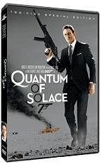 ΤΖΕΙΜΣ ΜΠΟΝΤ: QUANTUM OF SOLACE (2 DISC SPECIAL EDITION) (DVD)