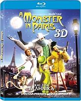 A MONSTER IN PARIS 2D+3D (BLU-RAY)