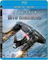 STAR TREK INTO DARKNESS 3D+2D (BLU-RAY)
