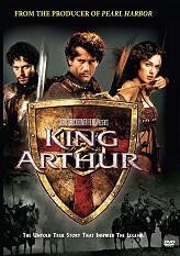 ΒΑΣΙΛΙΑΣ ΑΡΘΟΥΡΟΣ KING ARTHUR U.R. (DVD)