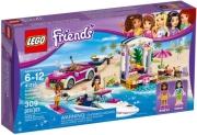 LEGO 41316 ANDREA'S SPEEDBOAT TRANSPORTER