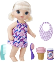 BABY ALIVE MAGICAL SCOOPS BABY BLONDE - BABY ALIVE ΜΑΓΙΚΟ ΠΑΓΩΤΟ