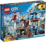 LEGO 60174 MOUNTAIN POLICE HEADQUARTERS
