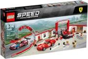 LEGO 75889 FERRARI ULTIMATE GARAGE