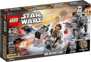 LEGO 75195 SKI SPEEDER™ VS. FIRST ORDER WALKER™ MIC