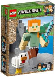 LEGO 21149 MINECRAFT™ ALEX BIGFIG WITH CHICKEN