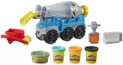 HASBROPLAY-DOH WHEELS - CEMENT TRUCK (E6891)