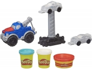 HASBRO PLAY-DOH WHEELS - TOW TRUCK (E6690)