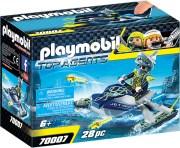 PLAYMOBIL 70007 AQUA SCOOTER ΤΗΣ SHARK TEAM