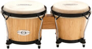 BONGO TOCA SYNERGY 2100N 6'' AND 6 3/4'' MATCHING PAIR NATURAL