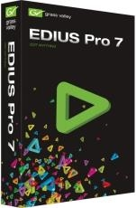 EDIUS PRO 7 CROSSGRADE PACKAGE FROM OTHER COMPETITIVE SOFTWARE OR EDIUS LEGACY VERSION