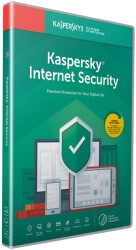 KASPERSKY INTERNET SECURITY 1 USER/1 YEAR RETAIL BOX