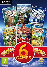 WOW SIMULATIONS COLLECTION (6 GAMES)