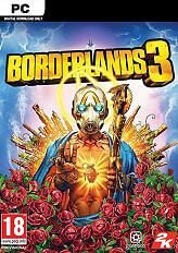 BORDERLANDS 3 (CODE IN A BOX)