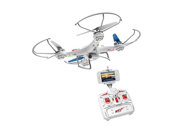 Quad-copter Diyi D7ci 2.4g 5-channel With Gyro + Camera