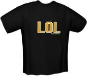 GAMERSWEAR LOL T-SHIRT BLACK (L)
