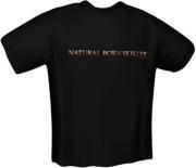 GAMERSWEAR NATURAL SKILLER T-SHIRT BLACK (M)