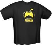 GAMERSWEAR PADMAN T-SHIRT BLACK (XL)
