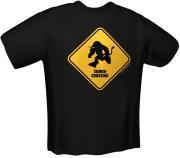 GAMERSWEAR TAUREN CROSSING T-SHIRT BLACK (M)