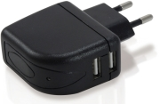 CONCEPTRONIC CUSBPWR2A DUAL USB TABLET CHARGER 2A