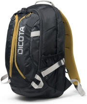 DICOTA D31048 ACTIVE 14-15.6'' BACKPACK BLACK/YELLOW