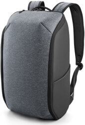KINGSONS MULTIFUNCTIONAL BACKPACK FOR DEVICES UP TO 15.6'' GREY