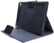 4SMARTS FLIP CASE DAILYBIZ WITH SOFT COVER FOR HUAWEI MEDIAPAD M5 10 BLACK