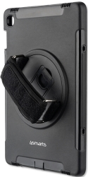 4SMARTS RUGGED TABLET CASE GRIP FOR SAMSUNG GALAXY TAB S5E BLACK