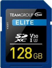 TEAM GROUP TESDXC128GIV3001 ELITE SDXC UHS-I U3 V30 128GB(U3 V30)