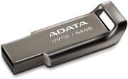 ADATA UV131 64GB USB3.1 FLASH DRIVE GREY