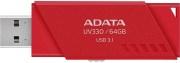 ADATA UV330 64GB USB 3.1 FLASH DRIVE RED