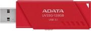 ADATA UV330 128GB USB 3.1 FLASH DRIVE RED