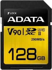 ADATA PREMIER ONE SDXC 128GB UHS-II U3 CLASS 10 COLOR BOX