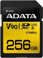 ADATA PREMIER ONE SDXC 256GB UHS-II U3 CLASS 10 COLOR BOX