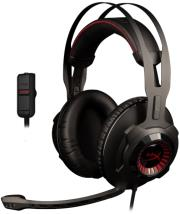 HYPERX HX-HSCRS-GM/EM CLOUD REVOLVER S GAMING HEADSET GUN METAL