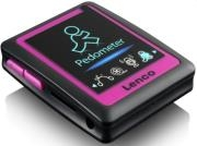 LENCO PODO-152 4GB MP3 PLAYER WITH PEDOMETER PINK