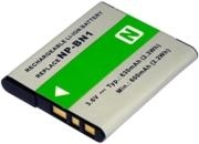 MULTIENERGY REPLACEMENT LI-ION BATTERY FOR SONY NP-BN1 3.6V 630MAH