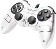 ESPERANZA EGG105W FIGHTER VIBRATION GAMEPAD FOR PC WHITE