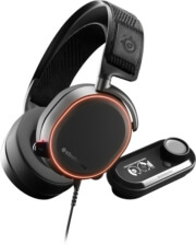 STEELSERIES ARCTIS PRO + GAMEDAC HI-RES GAMING AUDIO SYSTEM