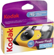 KODAK POWER FLASH SINGLE USE CAMERA 27+12 EXPOSURES