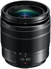 PANASONIC LUMIX G VARIO 12-60MM / F3.5-5.6 ASPH. / POWER O.I.S