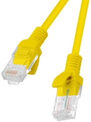 LANBERG PATCHCORD CAT.5E 30M YELLOW