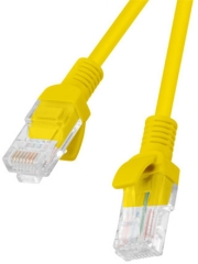 LANBERG PATCHCORD CAT.5E 50M YELLOW