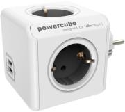 ALLOCACOC POWERCUBE ORIGINAL USB GREY TYPE F FOR EXTENDED CUBES