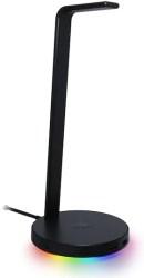 RAZER BASE STATION V2 CHROMA - CHROMA ENABLED HEADSET STAND WITH USB 3.1 HUB AND 7.1 SURROUND SOUND