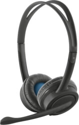 TRUST 20685 MAURO HEADSET BLACK
