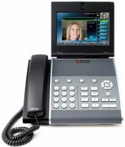 POLYCOM VVX 1500 VIDEO CONFERENCE BUSINESS MEDIA PHONE