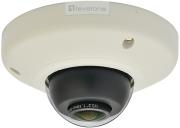 LEVEL ONE FCS-3092 5-MEGAPIXEL PANORAMIC DOME NETWORK CAMERA POE