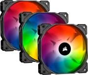 CORSAIR SP120 RGB PRO 120MM RGB LED FAN TRIPLE PACK WITH LIGHTING NODE CORE